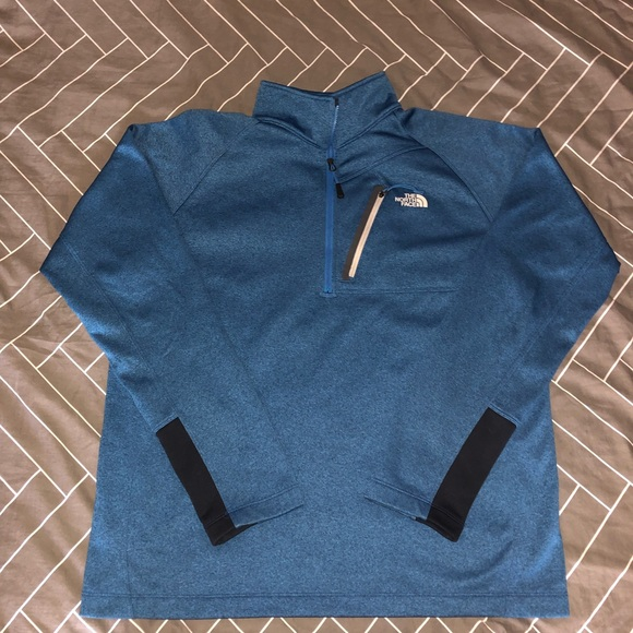 The North Face Other - North Face Men's quarter-zip - Large